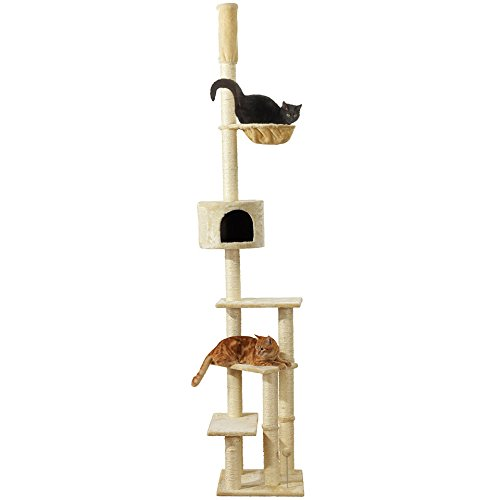 Silvio Design Kratzbaum Kitty Deckenspanner